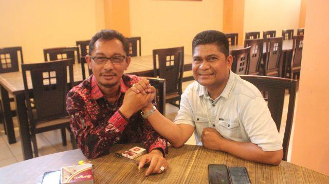 Pertemuan Kekeluargaan, Orno Beri Dukungan Bagi Kilikily